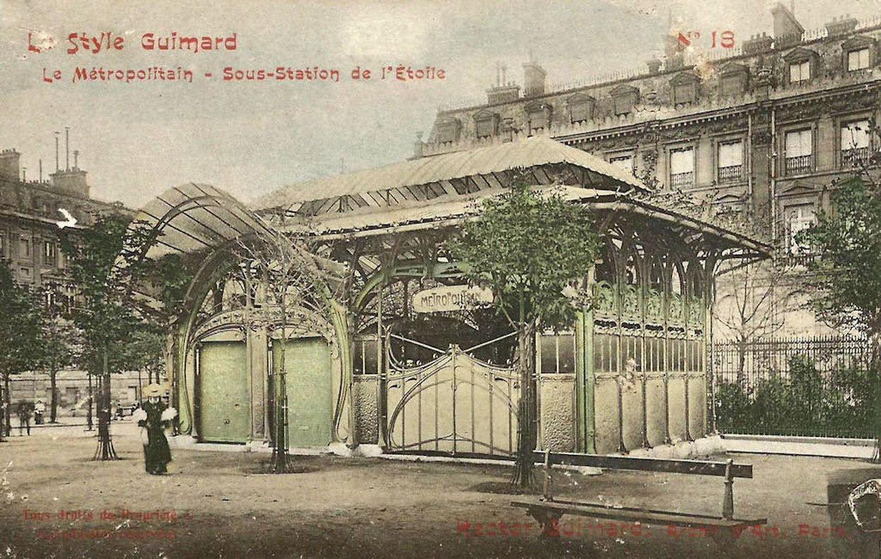 Restaurant Le Metropolitain Paris