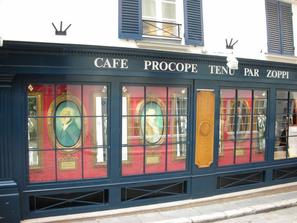 Restaurant Place Orphelin