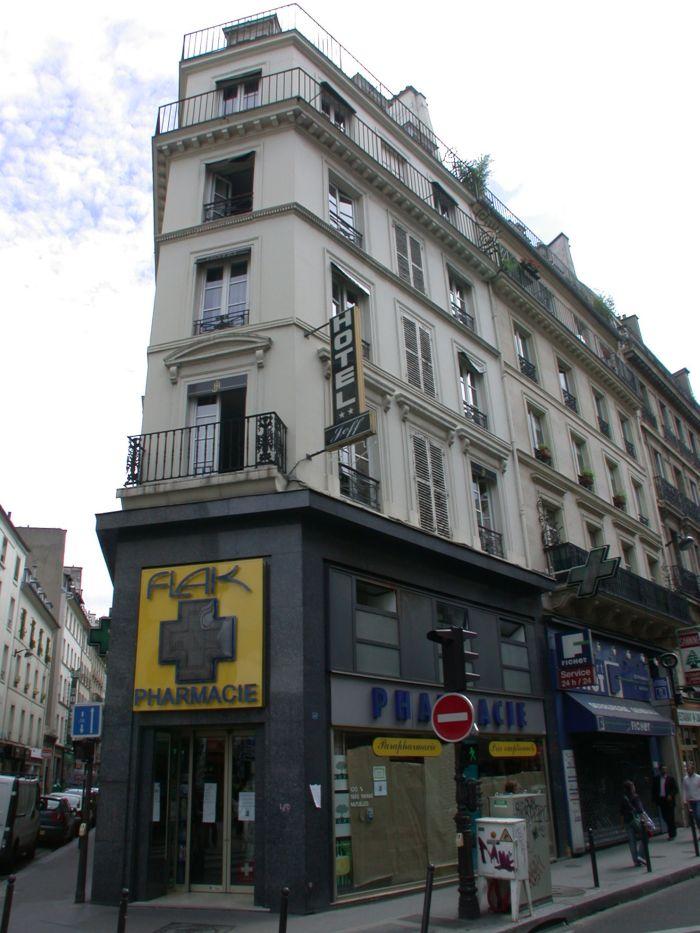 Lautr amont paris r volutionnaire - Bureau de change rue montmartre ...