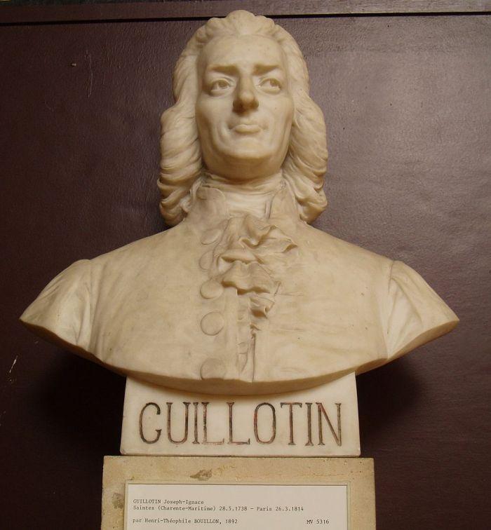 """Résultat de recherche d'images pour """"dr. joseph-ignace guillotin photo"""""""